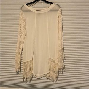 Gorgeous top never worn Brand New! Boutique!